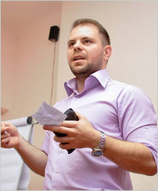 Cristian Haldan